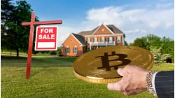 Недвижимость за биткоины