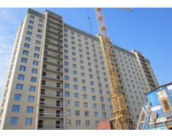 Ввод жилья в России по итогам I квартала снизился на 15,8%